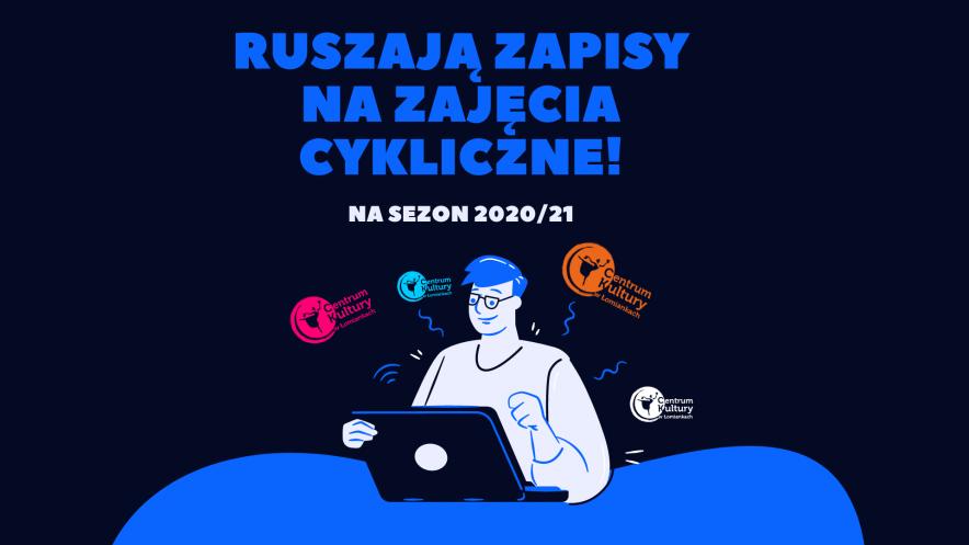 Zapisy na zajęcia cykliczne 2020/21